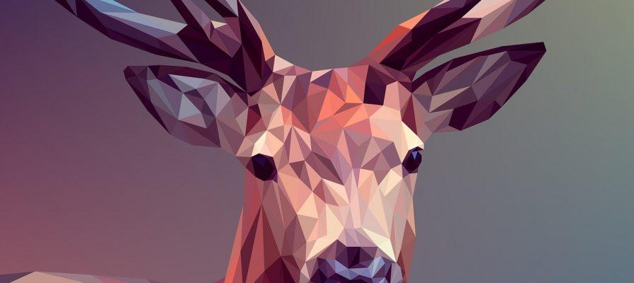 art deer